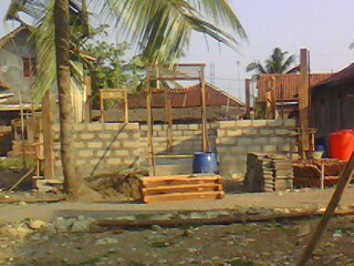 Pembangunan Gereja yang juga Diurigai Ilegal, Di Samping Tanah Wakaf untuk Musholla