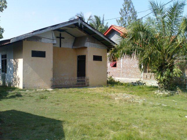 Gereja Dicurigai Ilegal, Tanpa IMB dan Tanpa Memenuhi Syarat Pembangunan Rumah Ibadah Sesuai Aturan Pemerintah