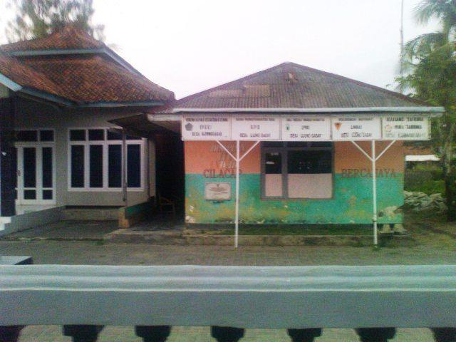 Kantor Kepala Desa Ujung Gagak