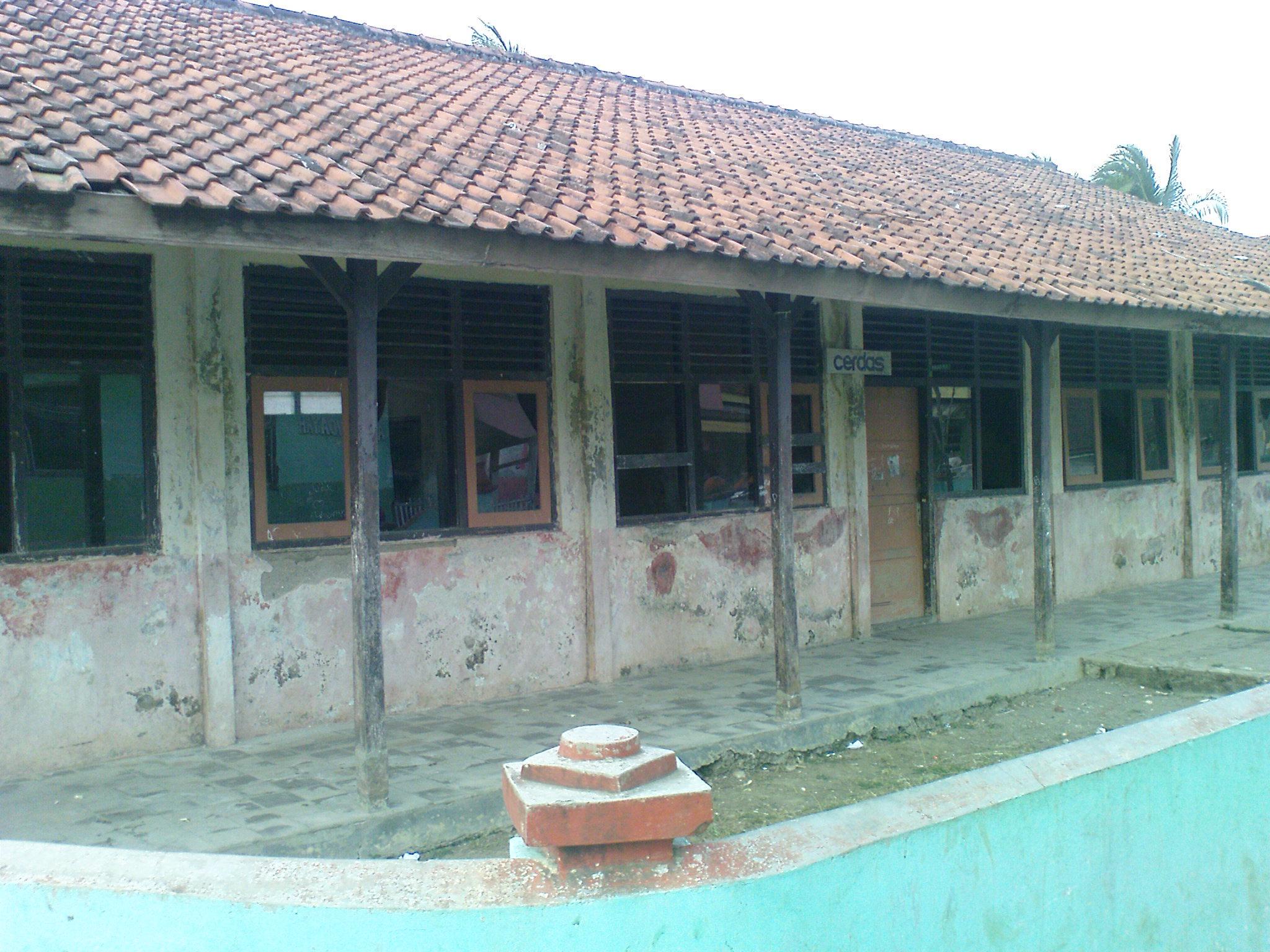 Sekolah Dasar Negeri Desa Ujung Gagak Kampung Laut Cilacap