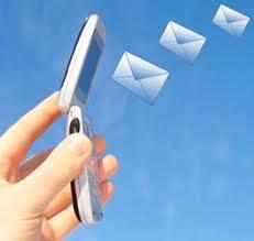 SMS Berantai