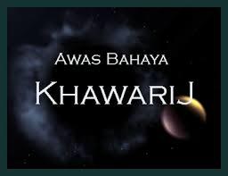 Bahaya Khawarij