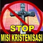 Stop Kristenisasi
